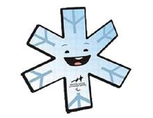 都灵2006年冬季残奥会吉祥物阿斯特(Aster)