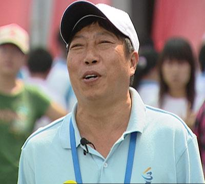 9月5日:为您讲述奥运志愿者老宋和老李的故事