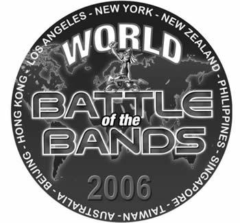 2006年世界乐队挑战赛 全球报名正式启动(图)