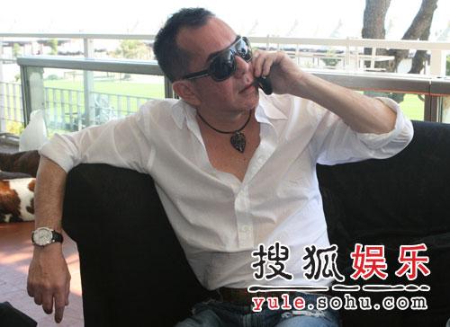 """独家专访《放逐》主创 杜琪峰被封""""太老爷"""""""