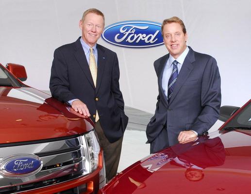福特汽车公司任命穆拉利为总裁兼首席执行官