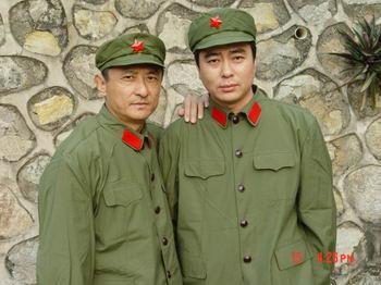 叶京难舍军队情结 羊城再续梦开始的地方(图)