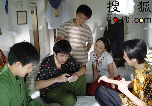 图:电视剧《与青春有关的日子》精彩剧照-05