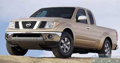 日产北美公布2007款皮卡、SUV售价(图)