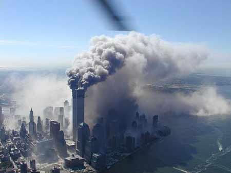 """美国空军""""9-11""""录音揭示真相:这不是演习!"""