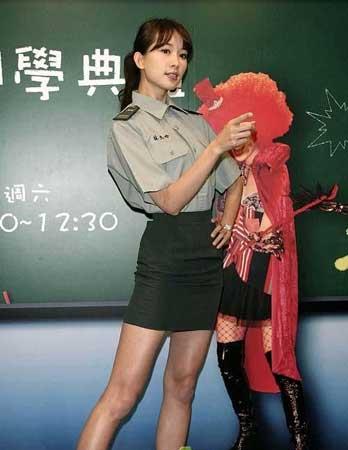 """台湾军队性乱现象严重 """"乱交""""导致艾滋病横行"""
