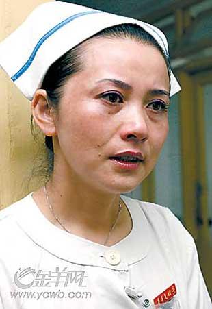 成都市儿童医院血液科护士长张德丽 职业耻辱感逼走护士长