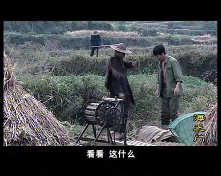 新闻会客厅专访雷献禾:打开《海之门》(组图)