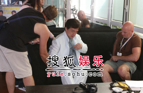 独家专访《宝贝计划》成龙:我期待成龙第二