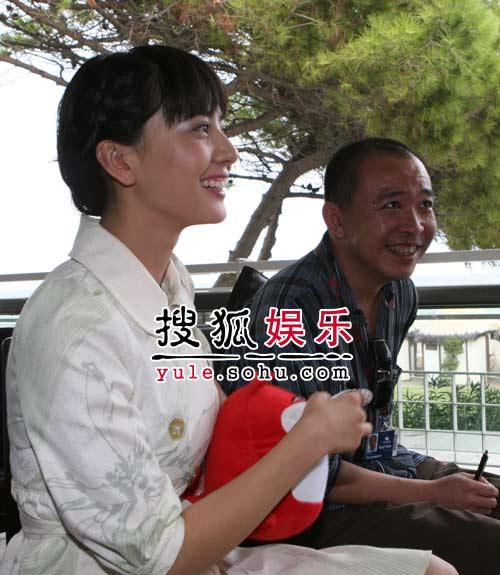 独家:《十七岁单车》高圆圆刘杰聚首威尼斯