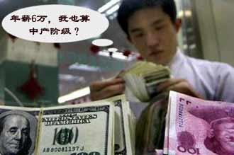 中国中产阶级,中产,中产阶层,中产者,中产阶级