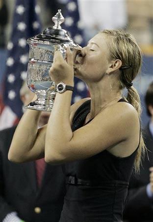 莎娃夺冠之路-三胜法国姑娘 第四轮击退李娜