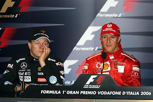 舒米未来属于家庭 现实目标是再夺F1世界冠军