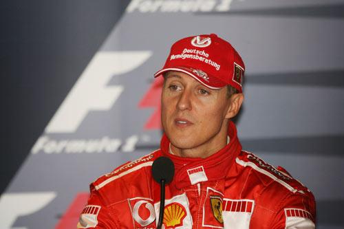 """剖析""""舒马赫效应"""" 个人影响力与F1时代的变革"""