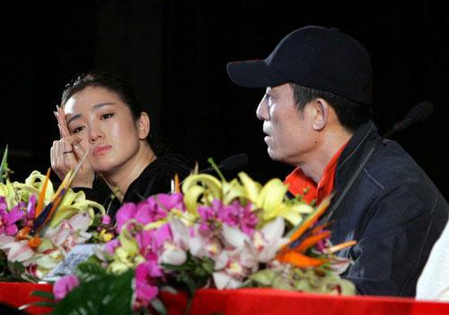 张艺谋巩俐新电影_张艺谋巩俐11年后再合作-搜狐新闻