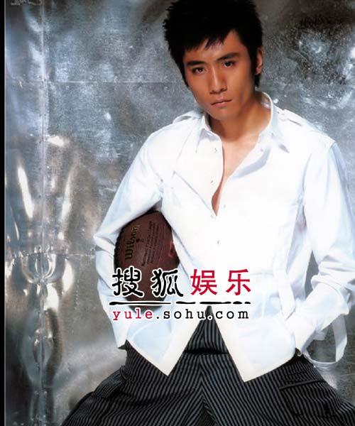 中戏小生夏雨刘烨领头 邓超王雨力争上位(图)