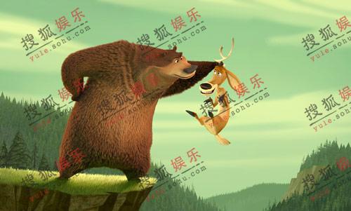 美国喜剧动画《丛林大反攻》精彩剧照欣赏-19