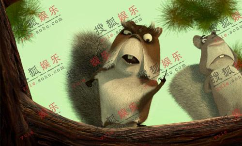美国喜剧动画《丛林大反攻》精彩剧照欣赏-34