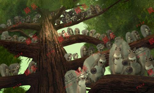 美国喜剧动画《丛林大反攻》精彩剧照欣赏-38