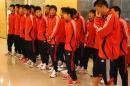 图文:亚少赛中国1-2朝鲜 今夜无人入睡