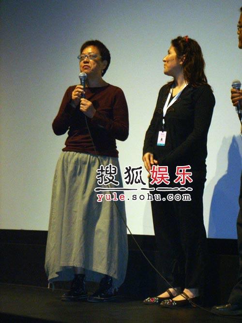 """""""姨妈""""多伦多首映 周润发令全场惊奇(组图)"""