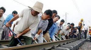 京广京九铁路完成升级 十一全国将第六次提速