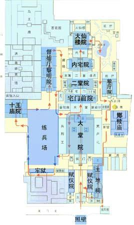 组图:平遥国际摄影大展展区