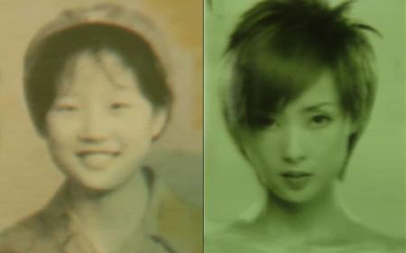 李路明-《20岁的肖像标本·1973vs2003》