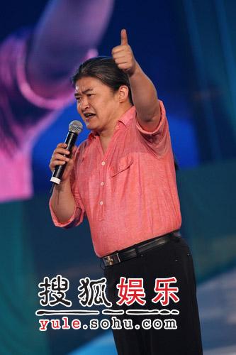 刘若英陈升同台放歌 中华情晚会星光耀眼(图)