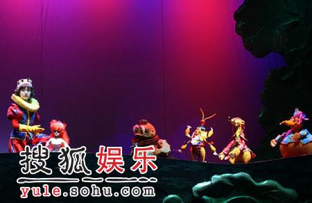中国木偶剧院成功改制 王小丫悄然现身表祝贺