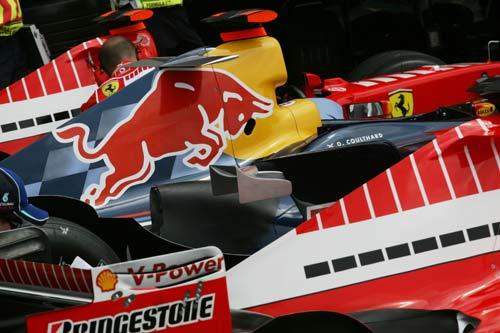 引擎竞争日趋激烈 法拉利已非其他车队唯一选择