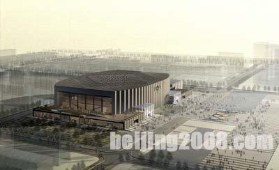北京科技大学体育馆