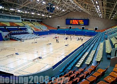 奥体中心体育馆