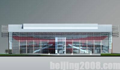 北京航空航天大学体育馆