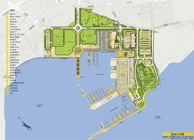 奥运会青岛分赛场--青岛国际帆船中心
