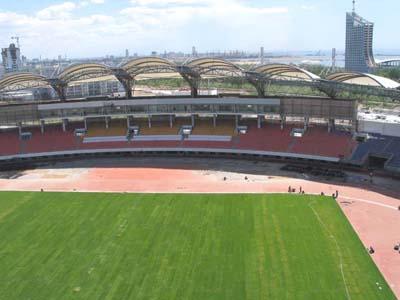 奥运会秦皇岛分赛场--秦皇岛奥林匹克体育场