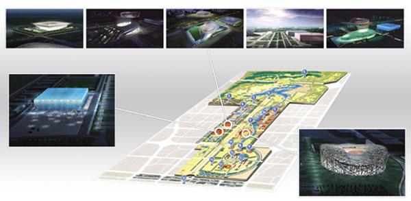 国家体育场的历史地理 鸟巢经营中国人的奥运梦