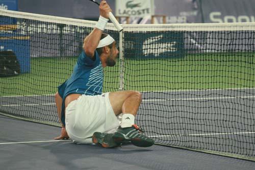 图文:06中网男单半决赛
