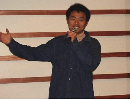 武汉大学参赛选手:王云根