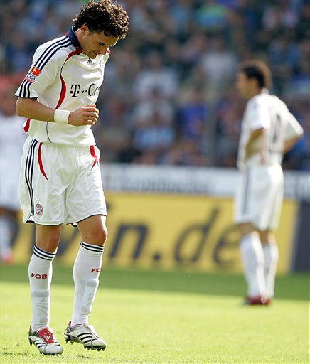 拜仁铁腰骨折至少休三周 无缘10月欧洲杯预选赛