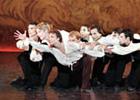 美国纽约城市芭蕾舞团演出