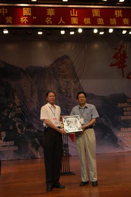 台湾围棋协会秘书长秦世敏:宝岛是一块围棋热土