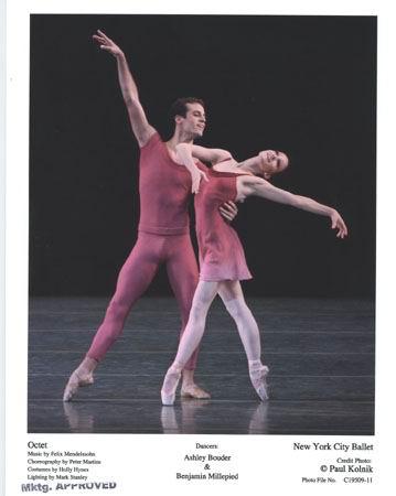 图:纽约城市芭蕾舞团精彩剧照—1