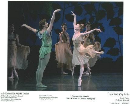 图:纽约城市芭蕾舞团精彩剧照—2