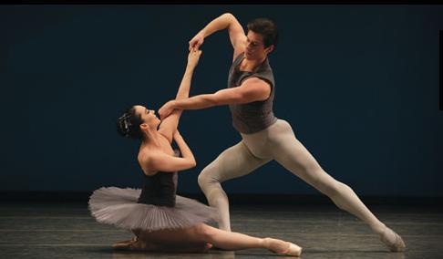 图:纽约城市芭蕾舞团精彩剧照—12
