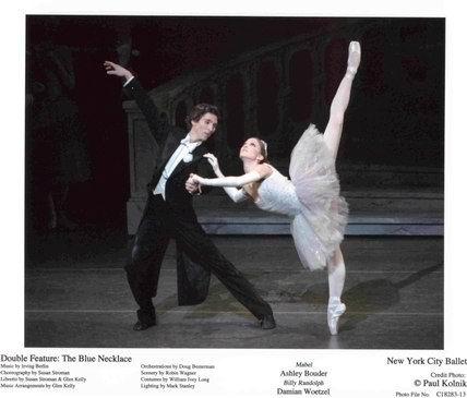 图:纽约城市芭蕾舞团精彩剧照—20