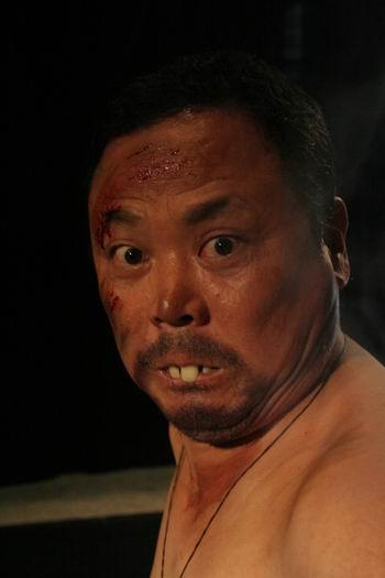 话剧《一个和八个》演员—李振峰