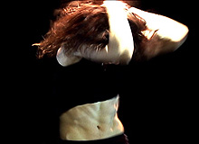 北京国际现代舞演出季剧照—《末路狂花》