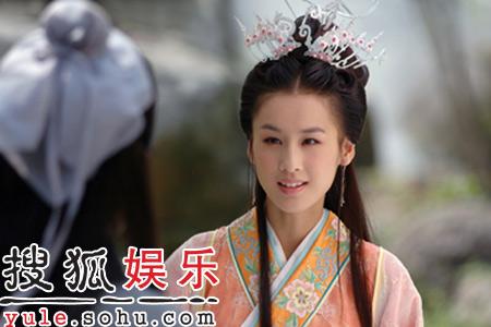 《天仙配》开机 黄圣依杨子饰七仙女董永(图)