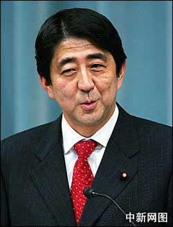 安倍压倒性优势赢得总裁选举 26日被任命为首相